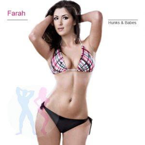 COF Farah dancer