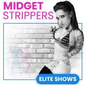 female midget strippers hire