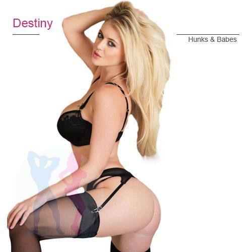 TXF Destiny dancer
