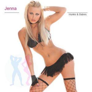 MAF Jenna dancer