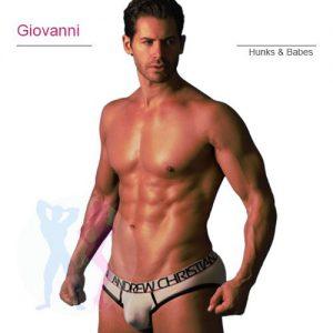 CAM Giovanni stripper