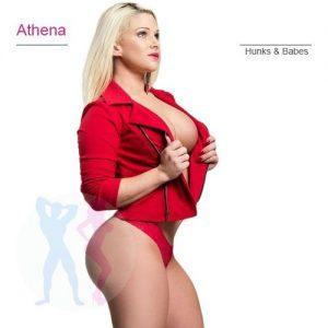 MAF Athena dancer
