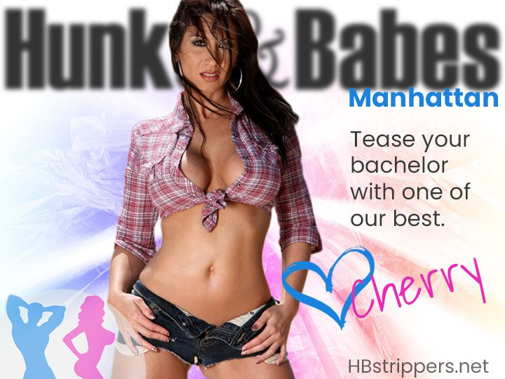 Cherry is all about our sexy female strippers crew in Manhattan