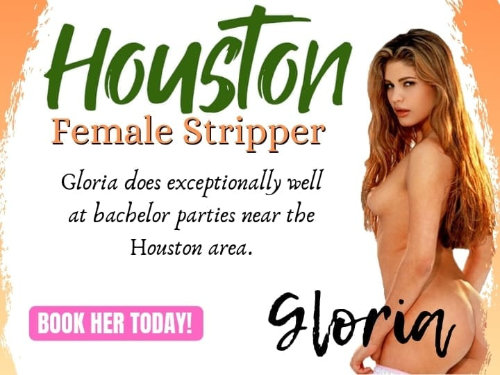 The best dancers like Gloria are in high demand in Houston