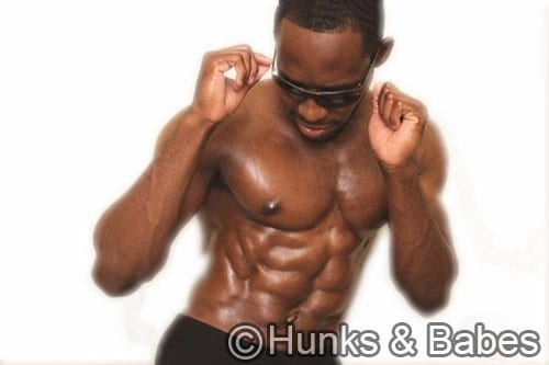 black male strippers from HB Strippers service