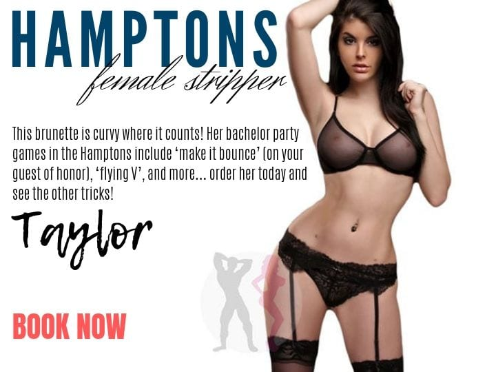 Hamptons Female Strippers