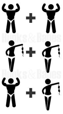 add multiple strippers