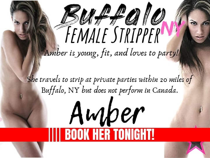 Amber is a young fit party stripper in Buffalo