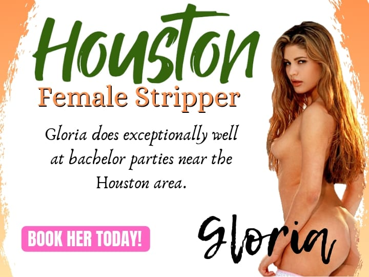 Gloria is the life of the party at some of the best stripper parties in Houston Texas area