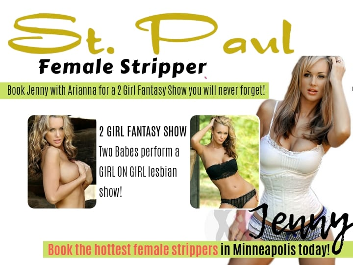 St. Paul Strippers For Hire
