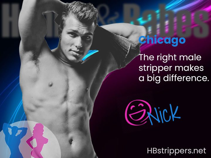 Kyllie is just one of our female strippers that will entertain you at your Chicago stripper party