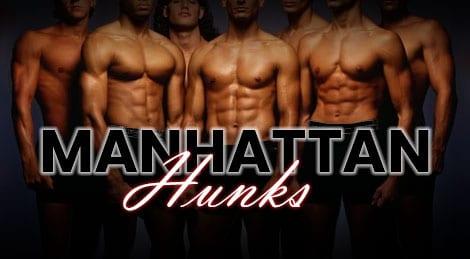 Manhattan male strip club