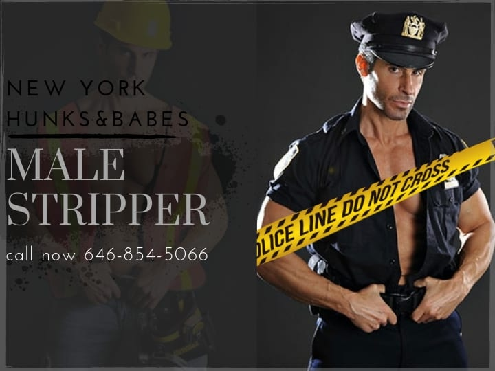 Have fun with a NYC Stripper birthday or policeman party for your friends