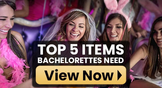 bachelorette party items games ideas