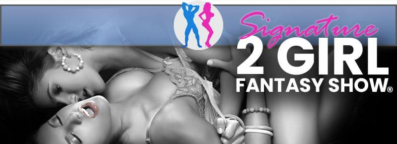 2 Girl Fantasy Strip Show