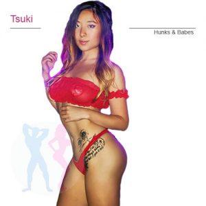 utf tsuki stripper