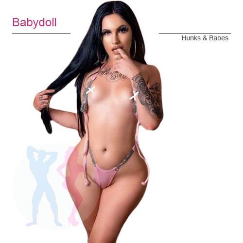 caf babydoll stripper