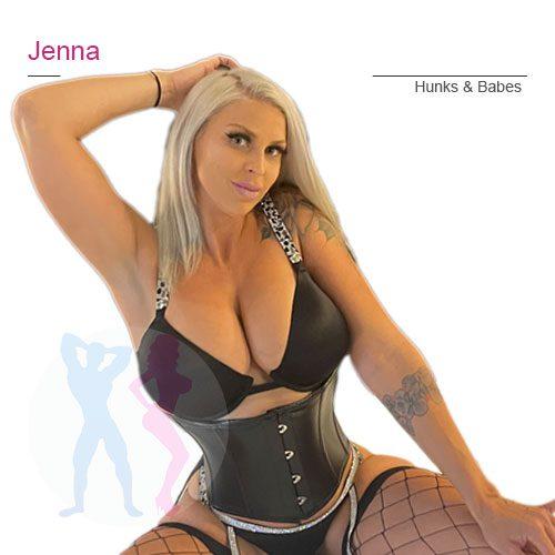 ILF Jenna stripper