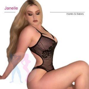 CAF Janelle stripper