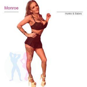 UTF Monroe stripper