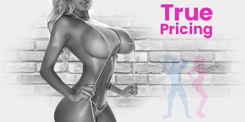 female stripper prices